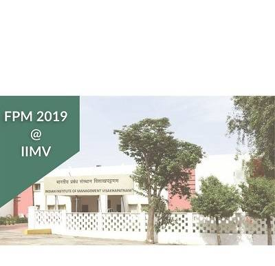 Fellow Programme in Management(FPM)